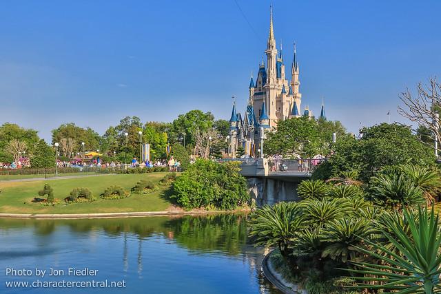 WDW Spring 2013 - Cinderella Castle
