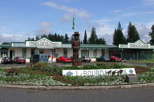Quesnel Museum, Quesnel, Cariboo, British Columbia, Canada