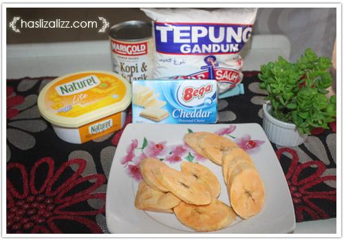 12333264864 324cbacae0 o pisang goreng cheese yang sedap | resepi pisang cheese