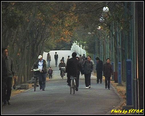 杭州 西湖 (其他景點) - 295 (西湖十景之 蘇堤 蘇堤上的影波橋)