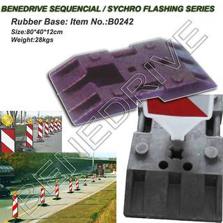 B0242 rubber base