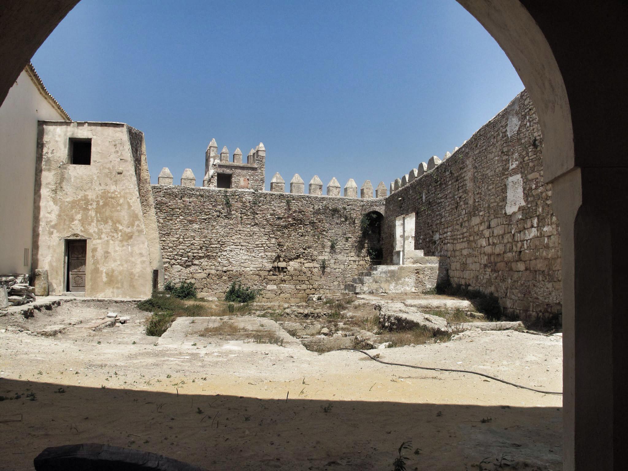 castillo tarifa_pabellones_patio de armas