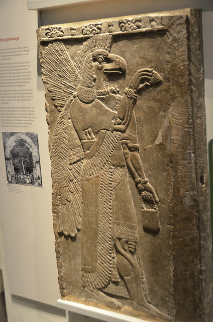 British Museum: Ancient Babylon (and Egypt)