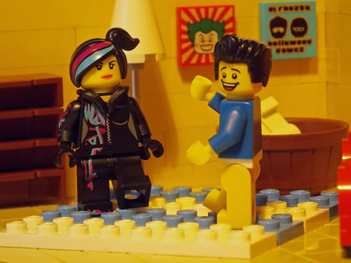 The LEGO Movie - Where Are My Pants scene