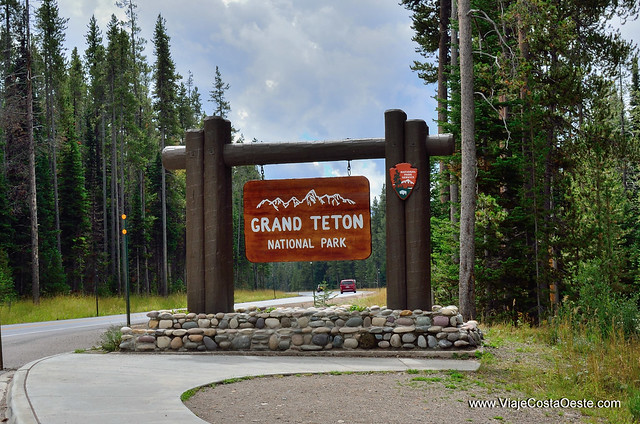 GRAND TETON - WYOMING