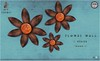 MiWardrobe {Home} - Flower Wall - 3 Sizes - Natural Wood3 - MW{H} (New!!) The Seasons Story