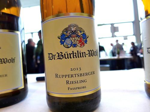 Buerklin Wolf Ruppertsberger Riesling 2013