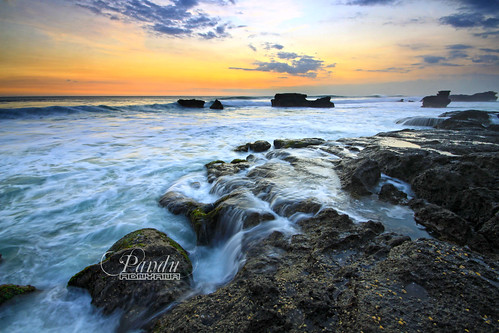 sunset bali motion beach rock indonesia landscape photography stream tour lot wave guide tanah melasti baliphotography balitravelphotography baliphotographytour baliphotographyguide