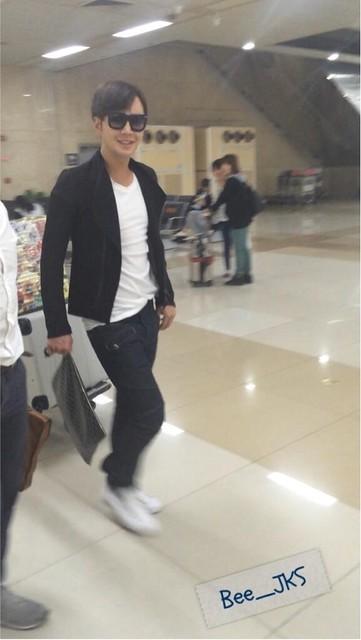 [Pics] Jang Keun Suk returned from Japan to Korea_20140510 13966900977_74e0e6c2a8_z