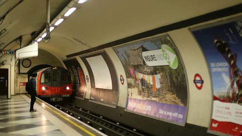 Northern Line at Waterloo