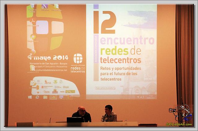 1 12 Encuentros de Telecentros en Burgos