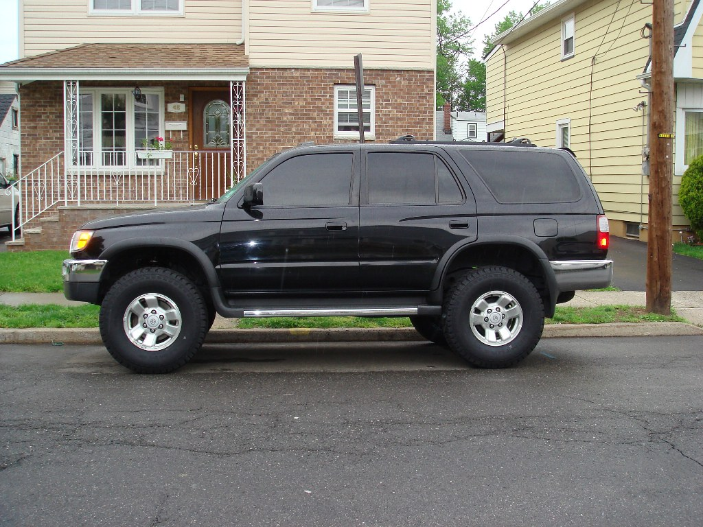 4runner Lift Kits Parts And Accessories Toytec Lifts