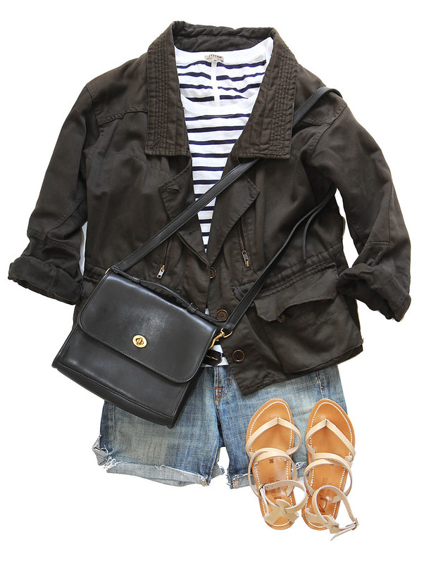 stripes-parka