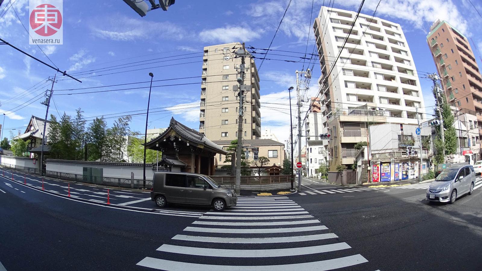Улицы в Японии