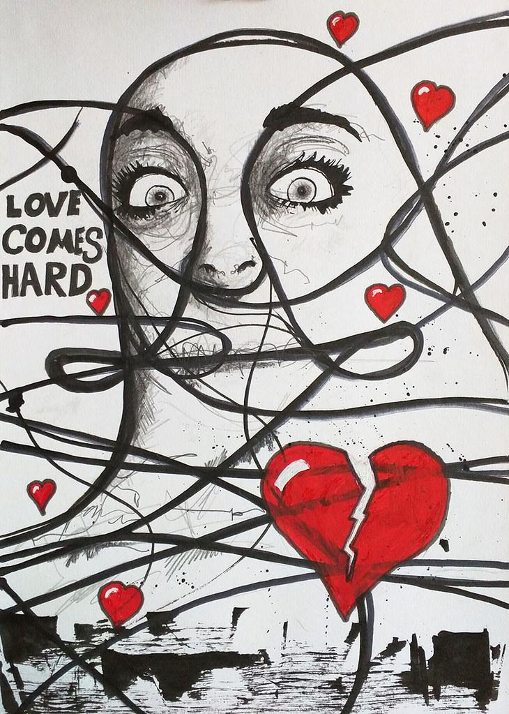 Love Comes Hard
