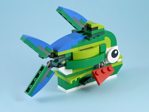 LEGO Creator 31031 Rainforest Animals 22