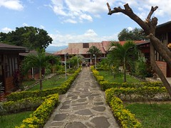 Arrived in Tarapoto for #hacktherainforest