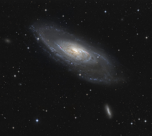 M106 Highest resolution ever...