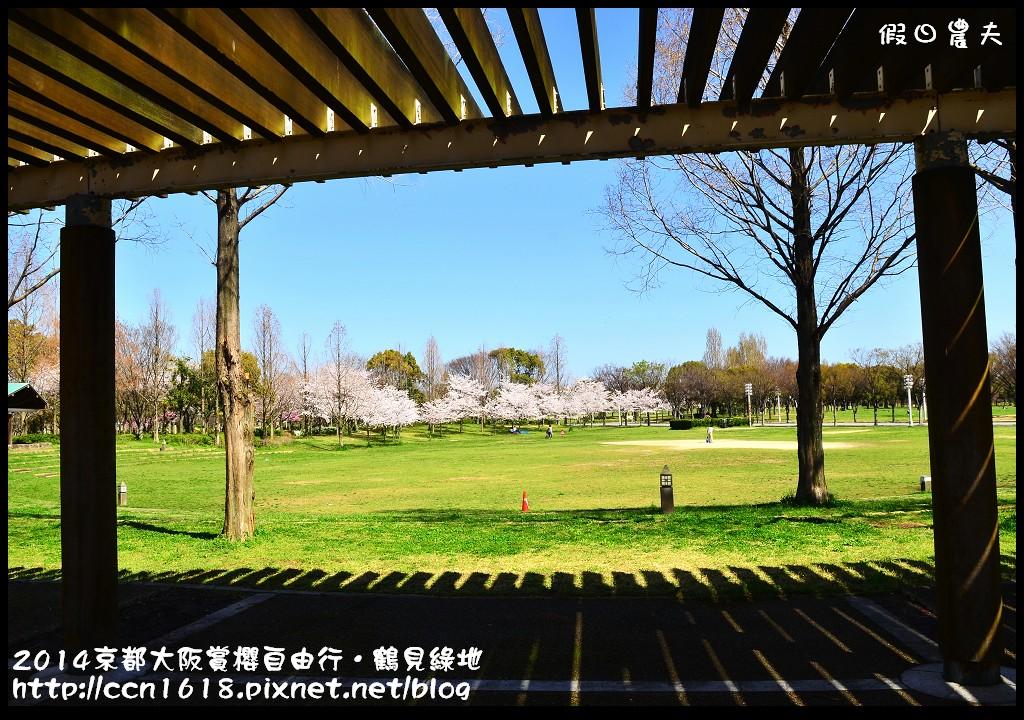 2014京都大阪賞櫻自由行.鶴見綠地DSC_1351