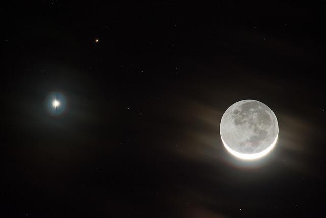 mars venus moon conjunction photos - photo #15