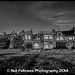 Derelict Psychiatric Hospital, Norfolk, U.K.