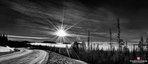 sky bw nature monochrome clouds oregon centraloregon sunrise landscape outdoors blackwhite northwest bend sony scenic fullframe fx winterscape mtbachelor a7r centuryloop cascadehighway sonya7r zeissfe1635mmf4zaoss