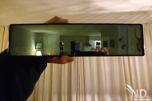 Wide mirror view