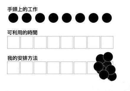 赵小姐的日程表