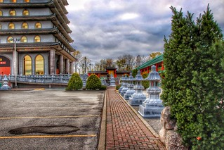 Niagara Falls Ontario ~ Canada ~ Cham Shan Temple