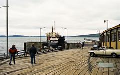 Wemyss Bay Pier 1985