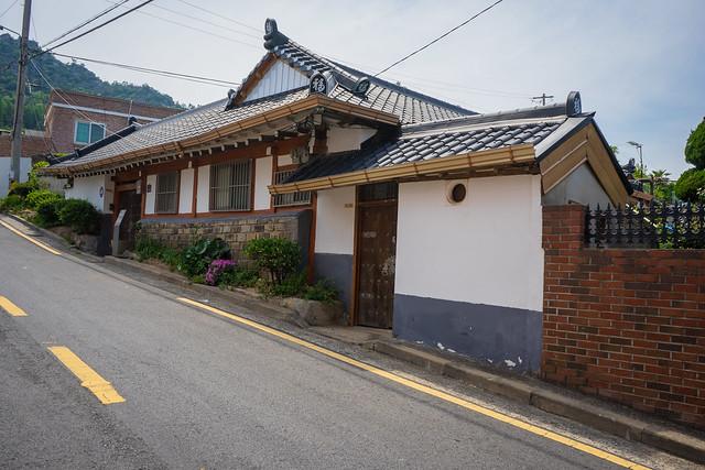 Sim Bok-ju Hanok, Mokpo, South Korea
