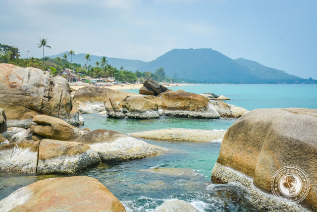 South of Lamai Beach Koh Samui