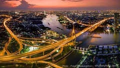 Bangkok Twilight
