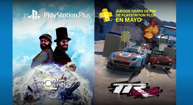 PlayStation Plus: May 2016