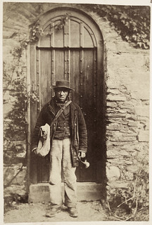 'Old Macartan', postman, County Down