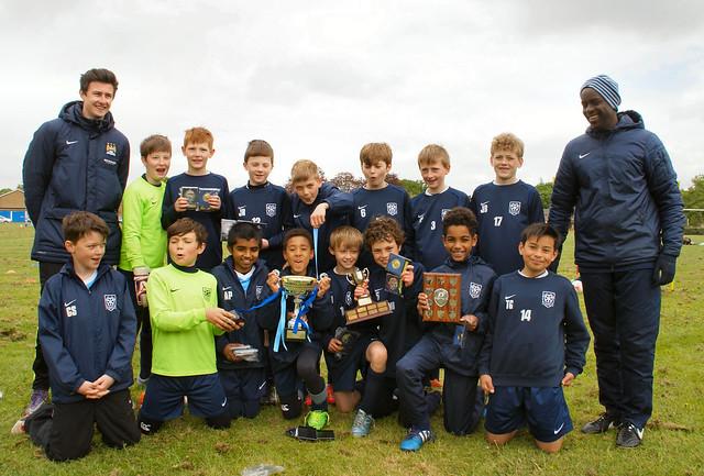 NCFL U12 & U16 Cup Finals May16