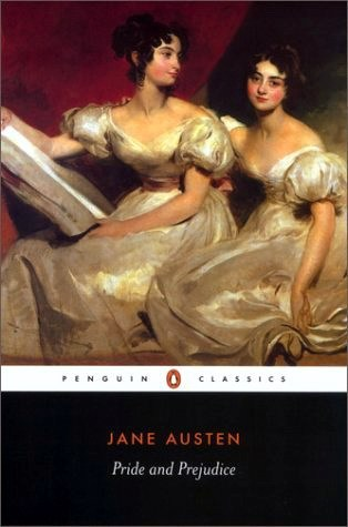 Pride and Prejudice - Book Cover
