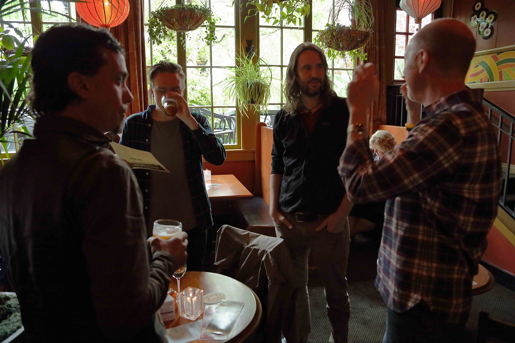 Portland Meetup (May 19, 2016)