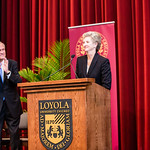 Jo Ann Rooney named new Loyola president