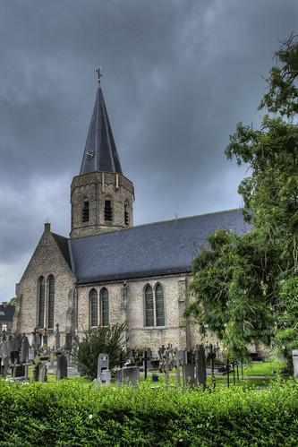 Leke, Sint-Niklaaskerk.