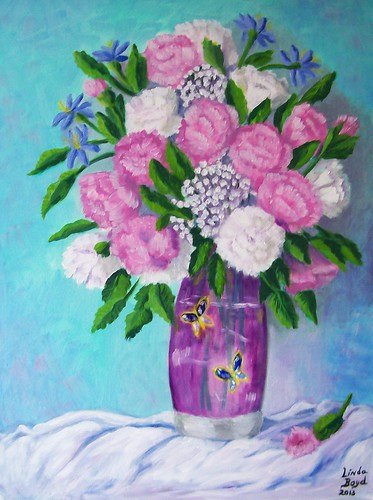 The Butterfly Vase 2013