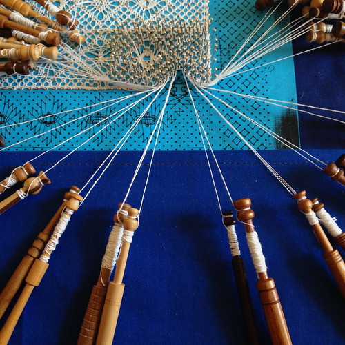Bobbin Lace - Part 2