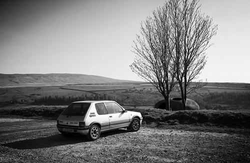 Peugeot 205 1.9 GTi by davekpcv