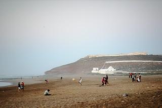 3742 Metre uzunluğunda plaj görüntü.