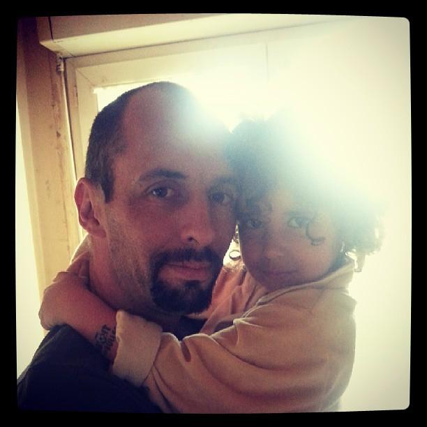 Père et fille ♥♡♥