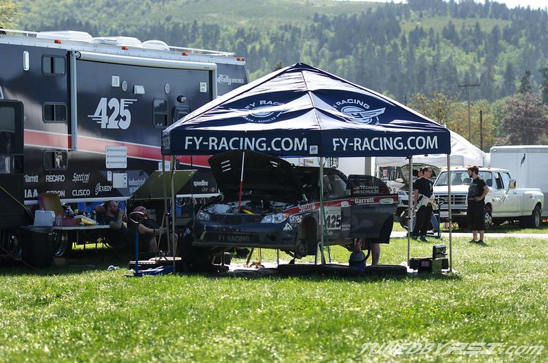 Oregon Trail Rally - Saturday Hood River 001