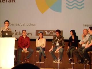 Jose Antonio del Moral - Alianzo. Presentación de Iniciativas web en EBE Euskadi 2013.