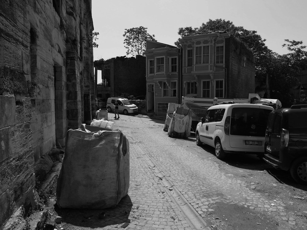Istanbul - last house standing, Fatih