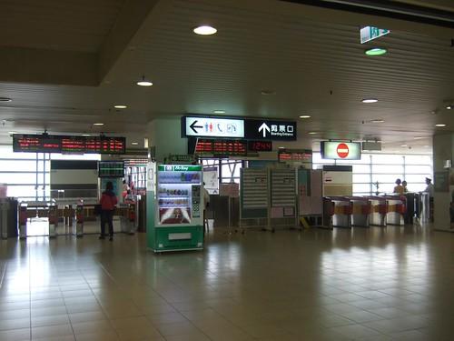 高雄車站改札