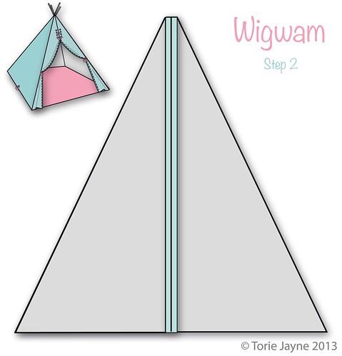 Wigwam Step 2